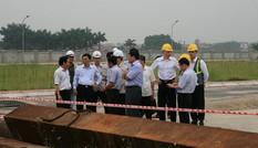 Chủ tịch Hà Nội: Thay ngay nhà thầu không đủ năng lực