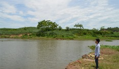 Đi tắm sông, 3 học sinh chết đuối thương tâm