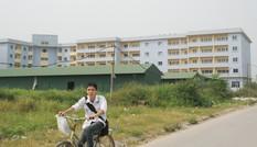 Nhà ở công nhân: Giấc mơ an cư xa vời