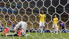 Thua Hà Lan, người Brazil lập thêm những kỷ lục buồn
