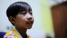 'Cậu bé Thị Màu' Đức Vĩnh nhập viện mổ ruột thừa