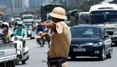 [ĐỒ HỌA]: Phân luồng giao thông chi tiết dịp Đại hội Đảng