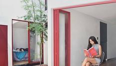 Ngôi nhà cũ kỹ đẹp 'lộng lẫy' sau cải tạo để cho sinh viên thuê