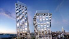 """""""Đột nhập"""" tòa nhà xiêu vẹo mà tỷ phú thế giới tranh nhau đặt mua"""