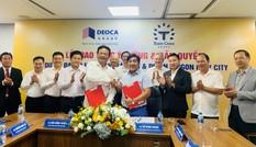 Tặng ý tưởng và bản quyền dự án Đại lộ ven sông Sài Gòn và Sài Gòn New City