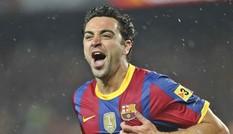 Xavi tính chuyện chia tay Barca để sang Mỹ