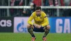 Bản tin Thể thao 19H: Giroud tính 'đào tẩu' khỏi Arsenal
