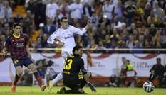 Real lên ngôi với 'siêu phẩm' Bale