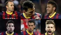 Thanh lọc nhân sự, Barca sắp bán tháo hàng chục cầu thủ
