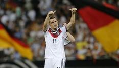 Đức thắng tưng bừng, Brazil mờ nhạt
