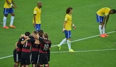 Nội bộ tuyển Đức bất đồng qua màn hủy diệt Brazil