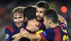 BẢN TIN Thể thao 19h: Barca vô đối về trả lương