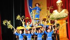 Liên hoan ca khúc cách mạng vùng Đông Bắc Bộ