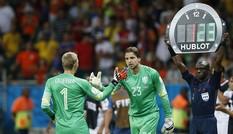 TIN NHANH World Cup sáng 10/7: Hà Lan thua vì không thay thủ môn