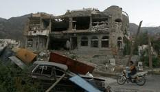Pháo kích chợ Yemen, hơn 20 người thiệt mạng