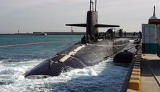 Tàu ngầm hạt nhân Mỹ sẽ cập cảng Hàn Quốc hôm nay