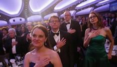 Không có ông Trump, phóng viên Nhà Trắng vẫn mở tiệc linh đình