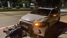 Bản tin 8H: Thanh tra giao thông lái ô tô gây chết người