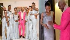 Người đàn ông đăng ảnh chụp cùng 6 bà bầu, tuyên bố là 'tác giả' gây tranh cãi
