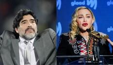 Huyền thoại Maradona qua đời, dân mạng lại tưởng nhớ Madonna và gọi là 'nữ hoàng bóng đá'