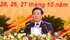 Phó Thủ tướng Phạm Bình Minh chỉ đạo Đại hội Đảng bộ Hải Dương