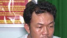 Chủ xe cẩu ôtô ở trạm BOT Cai Lậy chém tài xế vì sợ bị đánh