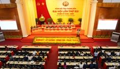 Bầu đoàn chủ tịch Đại hội Đảng bộ tỉnh Thanh Hóa