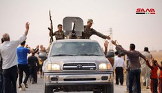 Quân đội Syria tiến về biên giới Thổ Nhĩ Kỳ theo hai hướng