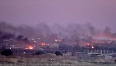 Thổ Nhĩ Kỳ không kích Syria: 67 người thương vong, 228 phiến quân bị tiêu diệt