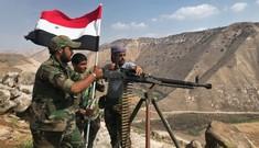 Quân đội Syria rầm rập tiến về biên giới đối phó Thổ Nhĩ Kỳ