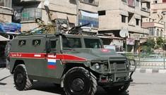 Binh sĩ Nga xuất hiện, người Kurd - Thổ Nhĩ Kỳ lập tức ngừng giao tranh