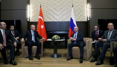 Gạt Mỹ sang một bên, Nga - Thổ Nhĩ Kỳ đạt thỏa thuận quan trọng về Syria