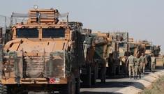 Thổ Nhĩ Kỳ tuyên bố hoàn tất chiến dịch quân sự tại Syria