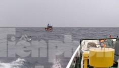 Đón về quê các ngư dân Bình Định gặp nạn trên đường đi cứu nạn