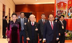 Truyền thông quốc tế đưa tin về Đại hội XIII của Đảng