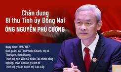Chân dung Bí thư Tỉnh ủy Đồng Nai Nguyễn Phú Cường