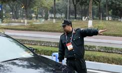 Nhìn gần công tác an ninh, an toàn Đại hội XIII của Đảng