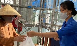 Hơn 49.000 kg, gần 50.000 quả trứng tiếp sức 'ATM gạo' Bình Định