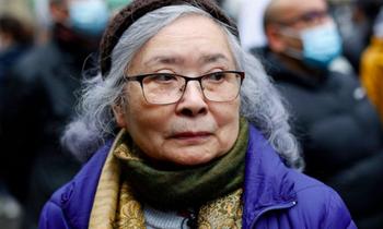 Bà Trần Tố Nga. (Ảnh: AP)