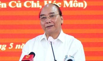 Chủ tịch nước Nguyễn Xuân Phúc: 'Chức càng cao, càng phải nêu gương'