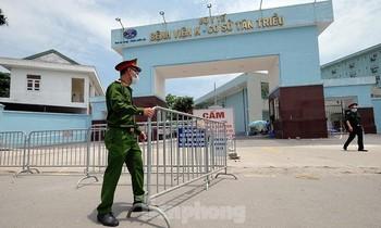 Cuộc sống 'nội bất xuất, ngoại bất nhập' ở Bệnh viện K Tân Triều