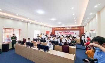 Trung tâm Điều hành Đô thị thông minh TP Vinh
