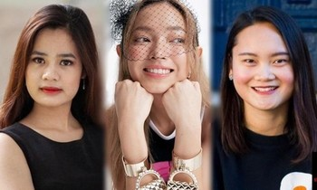 Chau Bui and 2 Vietnamese girls reached the top 30 outstanding young Asian faces of Forbes