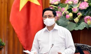 Thủ tướng: Lãnh đạo Bộ GD-ĐT nói phải rõ để người dân và xã hội hiểu đúng