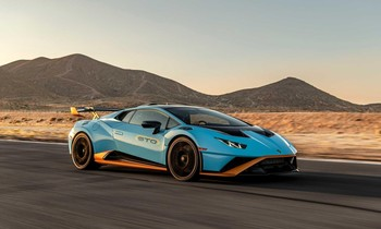Lamborghini lập đỉnh doanh số năm 2021