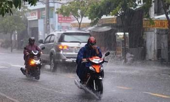Miền Bắc sắp đớn đợt mưa lớn đầu tiên trong mùa mưa năm nay.