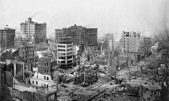 Những điều chưa biết về trận động đất San Francisco khiến ít nhất 3.000 người thiệt mạng