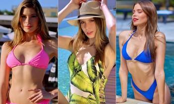 Nhan sắc nóng bỏng của thí sinh chuyển giới duy nhất đang thi Miss Universe ở Mỹ
