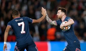 Messi lập cú đúp, PSG lội ngược dòng ấn tượng trước Leipzig