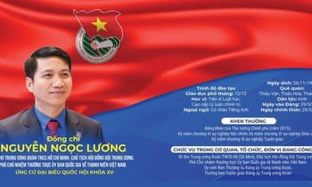 Action program of candidate for National Assembly Nguyen Ngoc Luong